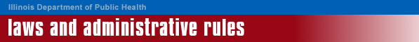 Laws and Administrative Rules